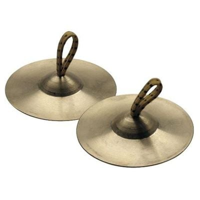 Stagg Finger Cymbals Bronze 1 Pair Small