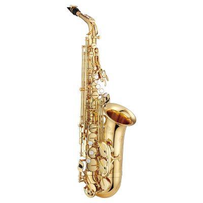Jupiter JAS1100Q Eb Alto Saxophone, gold lacquered