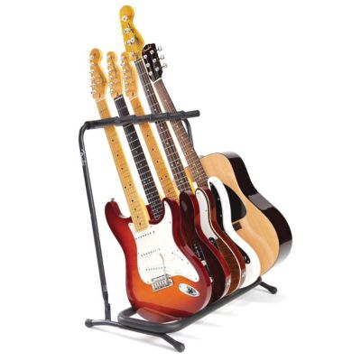 Fender Multi Guitar Rack Stand For 5 Guitars