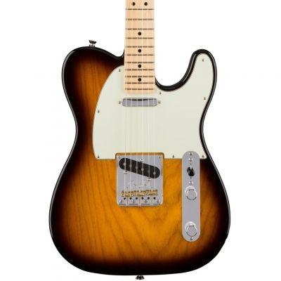 Fender American Pro Telecaster Electric Guitar, Maple Fingerboard, 2 Color Sunburst