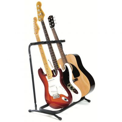 Fender Multi Guitar Rack Stand For 3 Guitars
