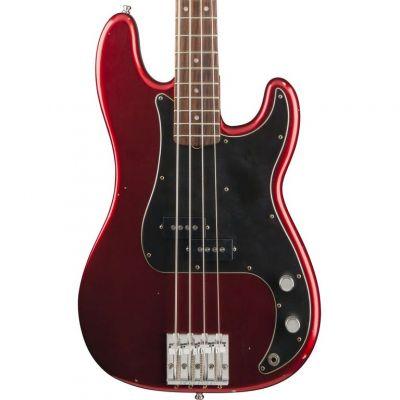 Fender Nate Mendel P Bass, Rosewood Fingerboard, Candy Apple Red