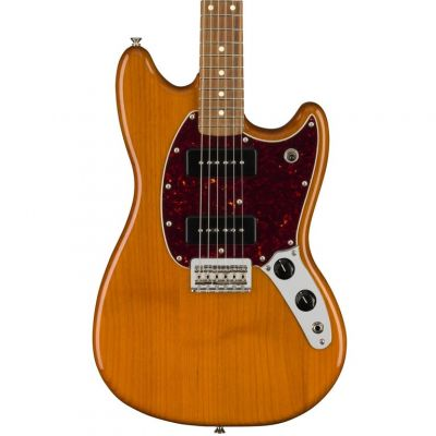 Fender Player Mustang 90 in Aged Natural