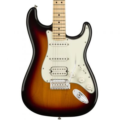 Fender Player Stratocaster HSS, Maple Fingerboard, 3-Color Sunburst
