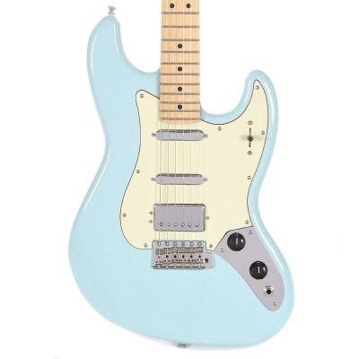 Fender Sixty-Six, Maple Fingerboard, Daphne Blue