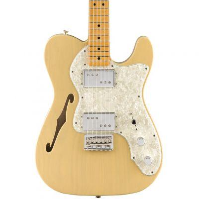 Fender Vintera '70s Telecaster Thinline, Maple Fingerboard, Vintage Blonde