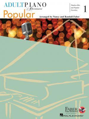 Adult Piano Adventures Popular - Book 1