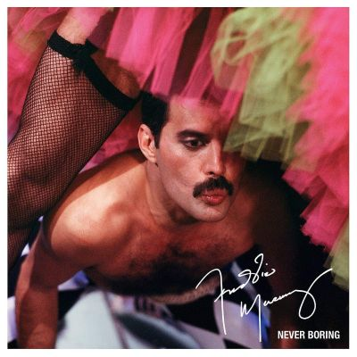 Freddie Mercury - Never Boring - CD Box Set
