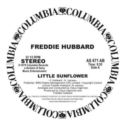 Freddie Hubbard - Little Sunflower (RSD19)