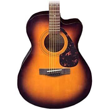 Yamaha FSX315C Tobacco Brown Sunburst Folk Guitar