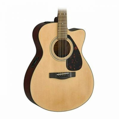 Yamaha FSX315C Natural Folk Guitar