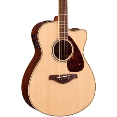 Yamaha FSX830C Electro Acoustic Guitar Natural