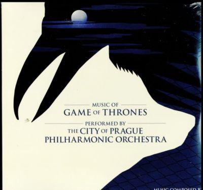Original Soundtrack - City Of Prague Philharmonic Orchestra Game Of Thrones - Vinyl