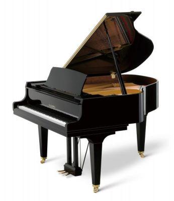 Kawai GL30 Grand Piano, Polished Ebony