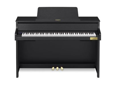 Casio GP310 Grand Hybrid Digital Piano, Satin Black