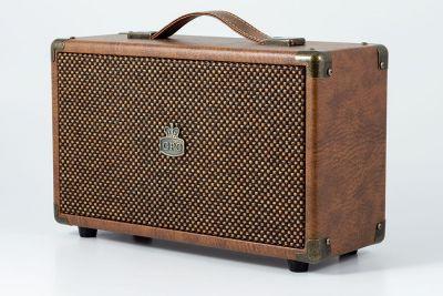 GPO Westwood Speaker Vintage Brown Speaker