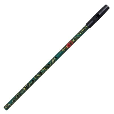 Generation BoHo High D Whistle, Green