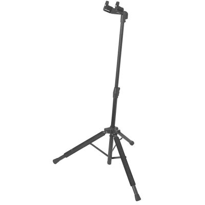 On Stage Hang-It Single Guitar Stand with Pro-Grip (GS8100)