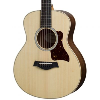 Taylor GS Mini E With Indian Rosewood Back And Sides Acoustic Guitar