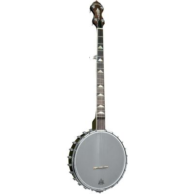 Gold Tone WL-250 White Ladye 5-string Open Back Banjo, inc. hard case