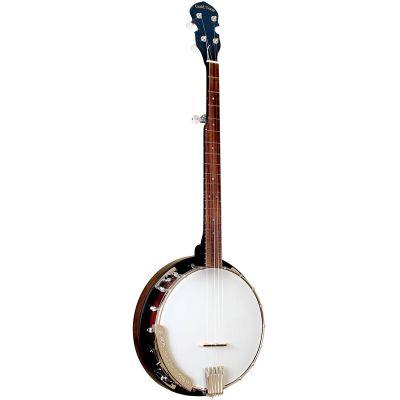 Gold Tone CC-50RP 5-string Cripple Creek Resonator Banjo, inc. bag