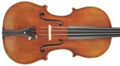 Heritage Series Violin Guarneri Model, with Gold Setup