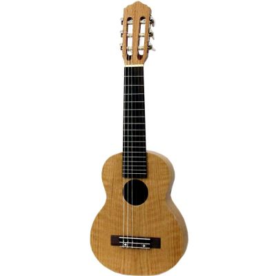 Ashbury Guitarrita, Flamed Oak