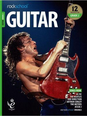 Rockschool Guitar Grade 2 from 2018 (Book + Audio)