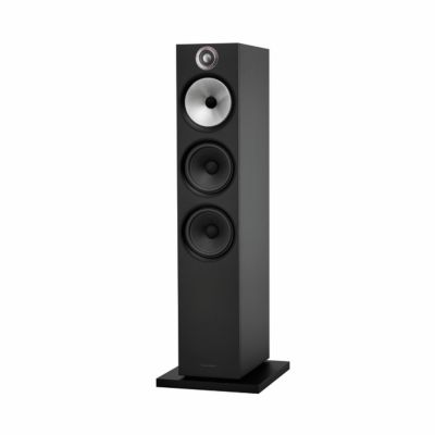 Bowers and Wilkins 603 S2 Anniversary Edition Speakers-Black