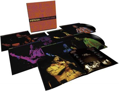Jimi Hendrix - Songs For Groovy Children - The Fillmore East Concerts - 8LP Set