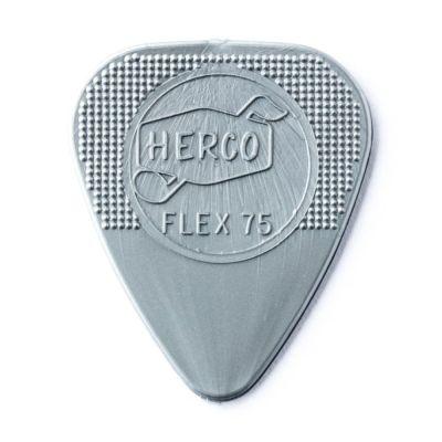 Dunlop Herco Picks Player Pack Flex 75 Heavy Silver 12 Pack