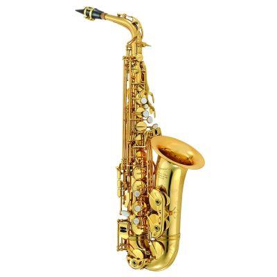 P Mauriat 67R Alto Saxophone - Gold Lacquer