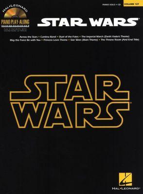 Star Wars Piano play-along vol 127