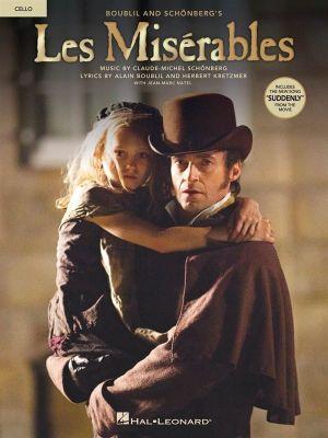 Les Miserables (movie selections) Cello