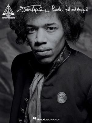 Jimi Hendrix - People, Hell And Angels (Guitar)