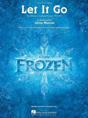 Let It Go (From Frozen) - Single Sheet (PVG)