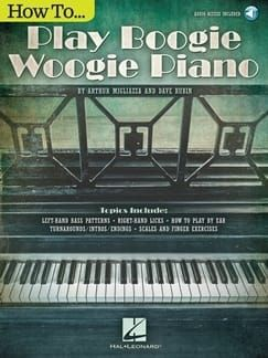 How to Play Boogie Woogie Piano (Book + Online Audio)