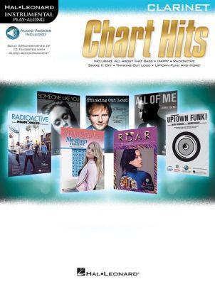 Play-Along Chart Hits - Clarinet