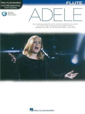Play-Along Adele - Flute