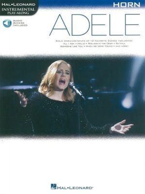 Play-Along Adele - Horn