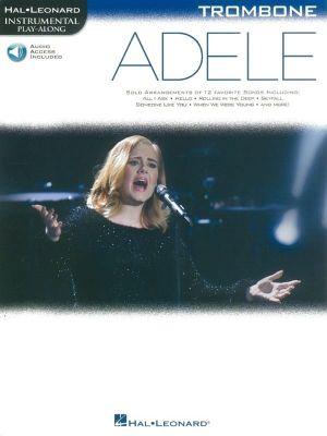 Play-Along Adele - Trombone