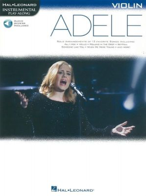 Play-Along Adele - Violin