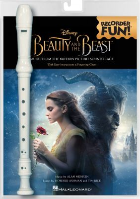 Beauty and The Beast - Recorder Fun! (Book + Instrument Pack)