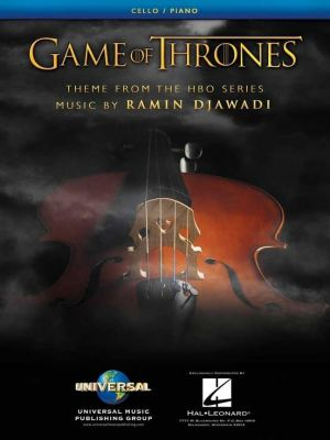 Ramin Djawadi - Game of Thrones theme (Cello + Piano)