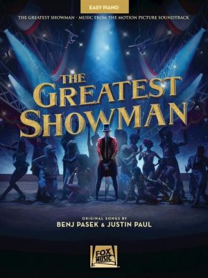 B. Pasek/J. Paul - The Greatest Showman - Easy Piano