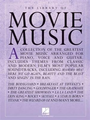 Library of Movie Music (Piano Vocal Guitar)