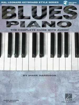 Blues Piano The Complete Guide With CD!