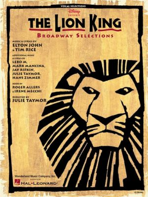 The Lion King Broadway Selections