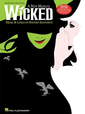 Stephen Schwartz Wicked (Piano Vocal Selections)
