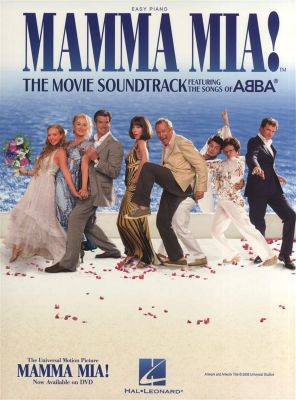 Abba - Mamma Mia! The Movie Soundtrack (Easy Piano)